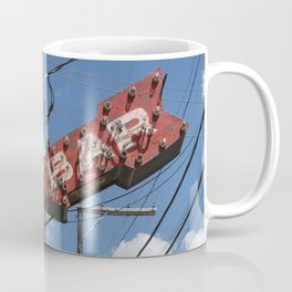 Bar Here - East Austin, Texas Coffee Mug