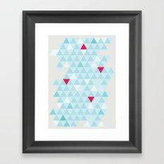 Shape series 4 Framed Art Print