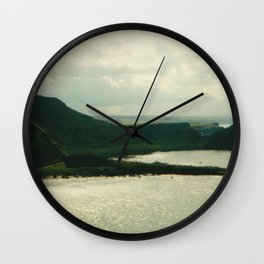 Ireland's Peaceful Lushness Wall Clock