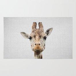Giraffe - Colorful Rug