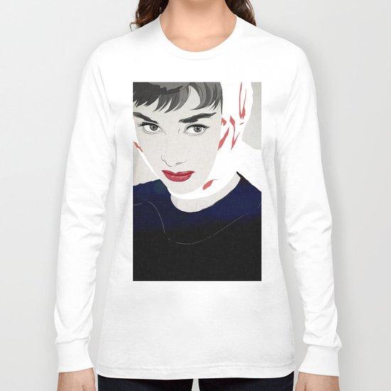 Audrey 005 Long Sleeve T-shirt