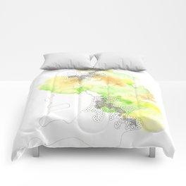 Scandi Micron Art Design | 170412 Telomere Healing 24 Comforters