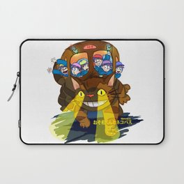 Osomatsu Kun and Neko Bus! Laptop Sleeve