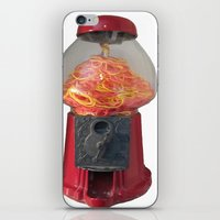 gumball iPhone & iPod Skins featuring Gumball Machine by MiaKat