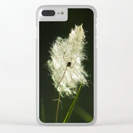 Tenacious Clear iPhone Case