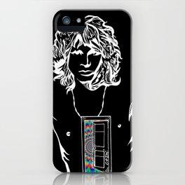 Jimmy on Black iPhone Case