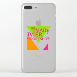The Mary Clear iPhone Case
