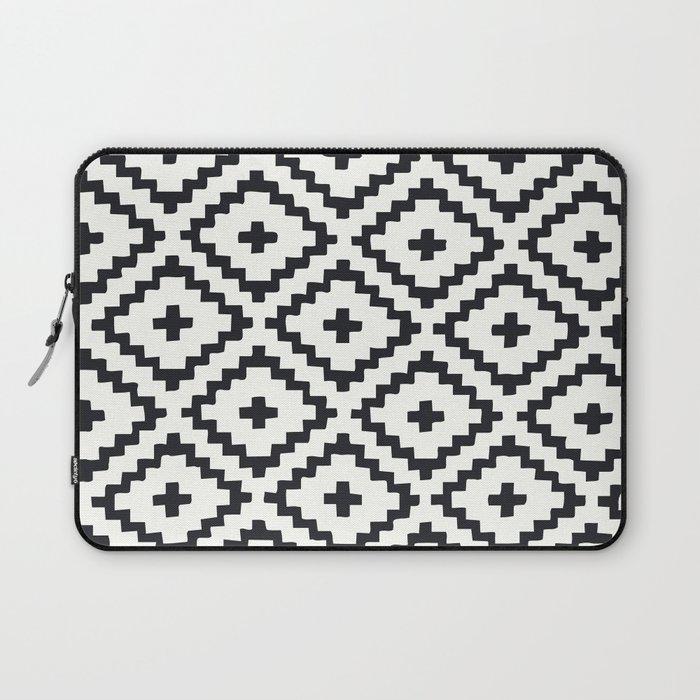 geometric diamond pattern Laptop Sleeve