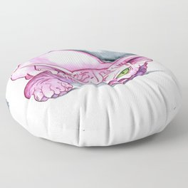 The Pink Sphinx Floor Pillow