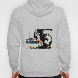The Evil of Frankenstein * Vintage Movies Inspiration Hoody