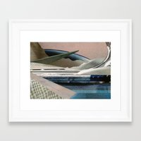 hydra Framed Art Prints featuring HYDRA by Caroline Silva Cruz