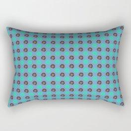 Star Rounds 1-2 Rectangular Pillow
