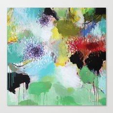Spring juice Canvas Print
