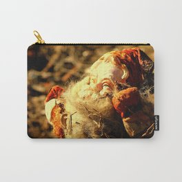 Ruined Santa Claus Carry-All Pouch