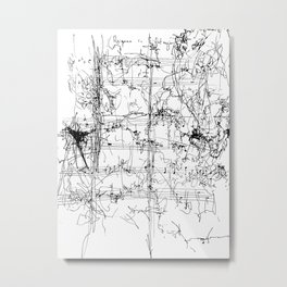 Rhizome in E-flat Major Metal Print