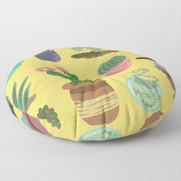 Desert Plants Floor Pillow