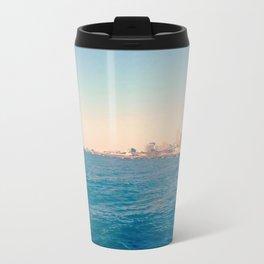 Cleveland Skyline  Travel Mug