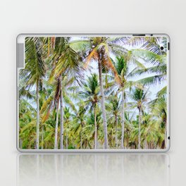 Gili Island Coco Farm Laptop & iPad Skin