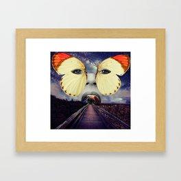 Inner Universe Framed Art Print