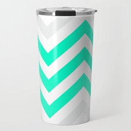 Chevronia V Travel Mug