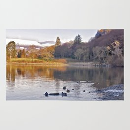By the Lakeside - Derwent Water Rug