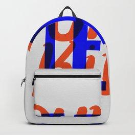 Yield, Pumpkin Backpack