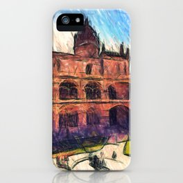 Jerónimos Monastery iPhone Case