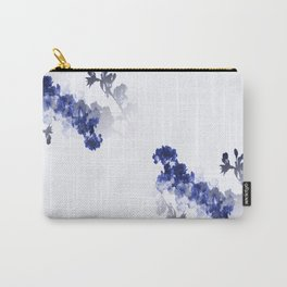 Sl Cherry Blue Carry-All Pouch