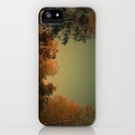 Lichtstimmung auf der Heide iPhone Case