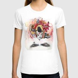 MINGA x Sleepless is the Watchful Eye T-shirt
