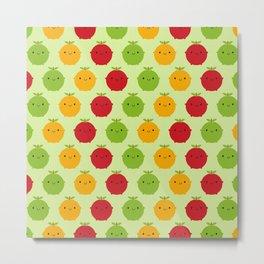 Cutie Fruity Metal Print