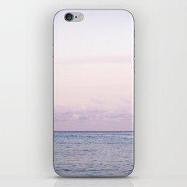 Purple Haze iPhone Skin