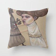 HUGS MEAN LOVE Throw Pillow