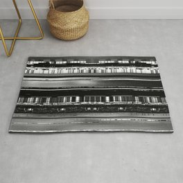 Sentimental Static Abstraction No. 685 Rug