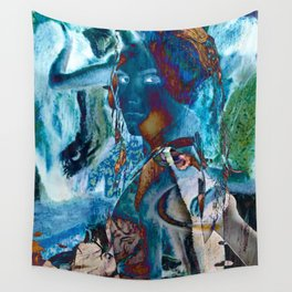 Torn Wall Tapestry