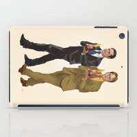 the office iPad Cases featuring The Office by Dave Collinson