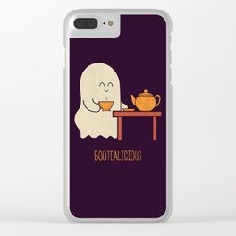 Bootealicious Clear iPhone Case