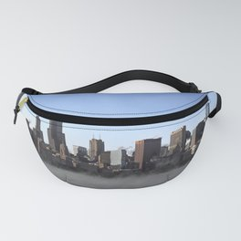 Fog in the Windy City Fanny Pack