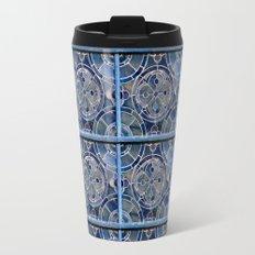 Blue windows Travel Mug