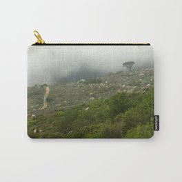 The Mists of Table Mountain Carry-All Pouch