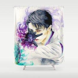 Yuzuru Hanyu - SEIMEI Shower Curtain