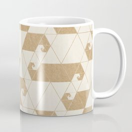 Fractal Wave L Coffee Mug