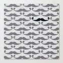 Mustaches by juliesthingummies