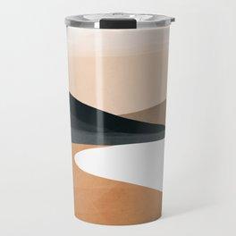 Abstract Art Landscape 15 Travel Mug