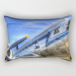 Malev Ilyushin IL-14 Aircraft Rectangular Pillow