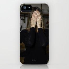 Shiva Mom  iPhone Case