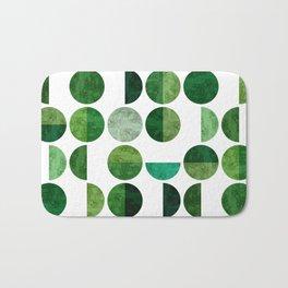 Minimalist pattern I Bath Mat