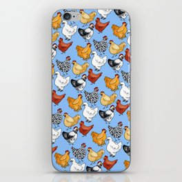 Chicken Skin iPhone Skin