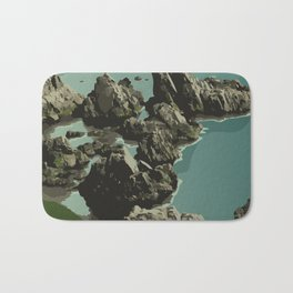 Dungeon Provincial Park Bath Mat