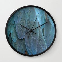 feather II Wall Clock